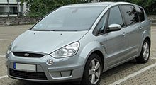 Ford S Max Tailored Boot Mat