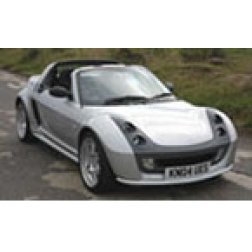 Smart Roadster Tailored Car Mats