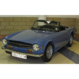 Triumph TR6 Tailored Car Mats