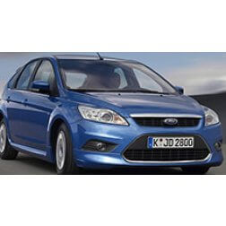 Ford Focus Tailored Boot Mat
